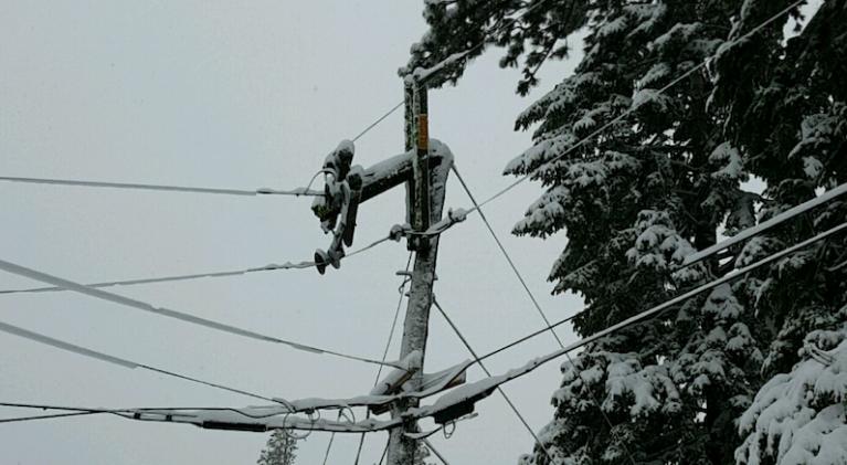 Winter still wreaking havoc on Tahoe power grid