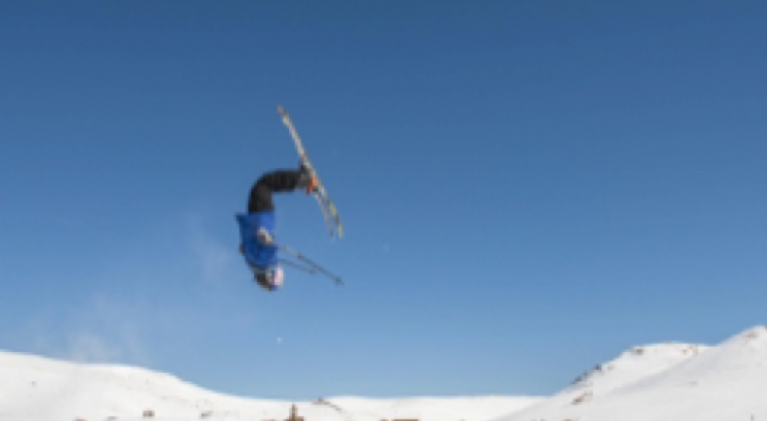 Bodie becomes temporary terrain park