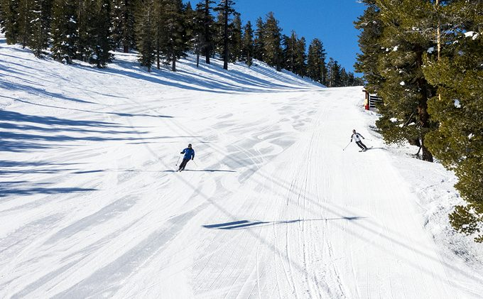 Why ski resorts close when there's still snow