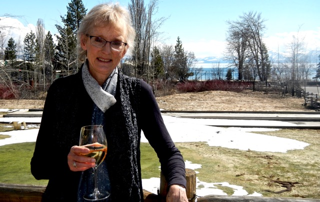 Truckee woman making her mark with family wine
