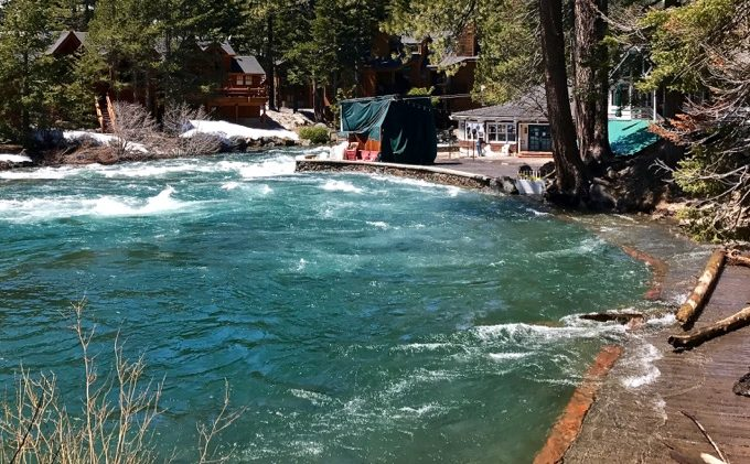 Truckee River flow expected to be high for months