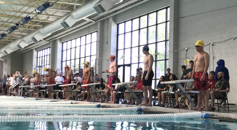 Tahoe-Truckee swimmers score at state meet