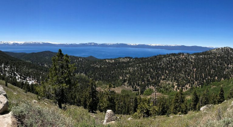 South Lake Tahoe breaking temperature records