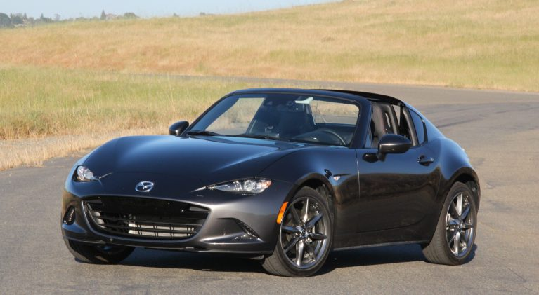 Road Beat: Miata MX-5 RF, a true sports car