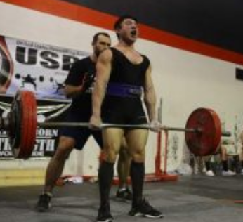 Tahoe powerlifter sets 4 Nev. titles