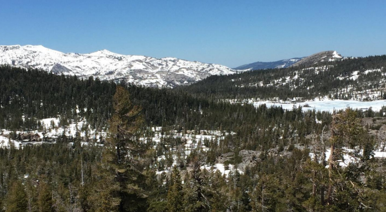 Snow remains common obstacle in Desolation