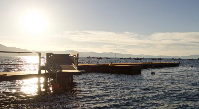 Ski Run pier extension allows new passenger boats