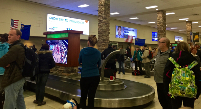 Airlines add extra winter flights to Reno airport