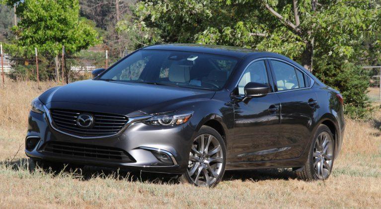 Road Beat: Mazda 6 has looks, performance