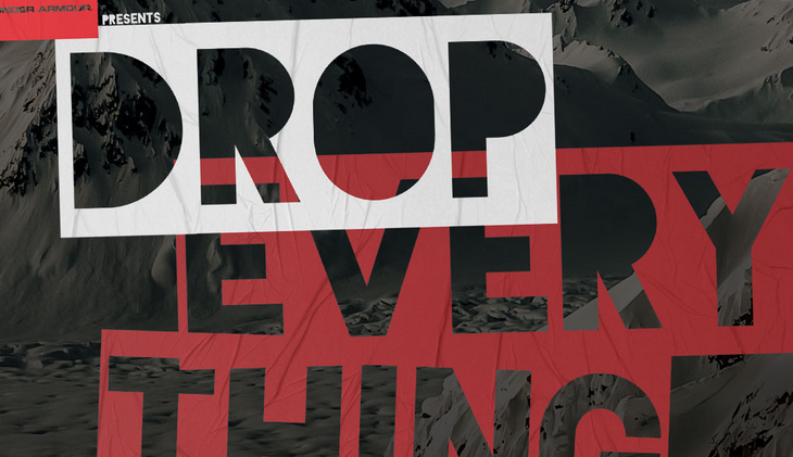 'Drop Everything' — a ski movie with humor