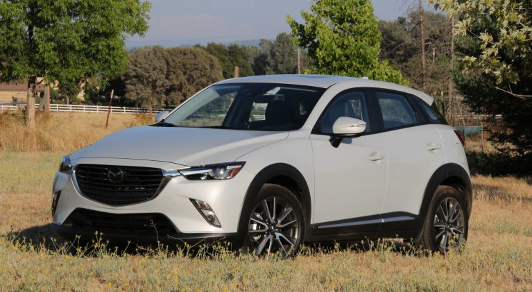 Road Beat: 2017 Mazda CX-3, mighty, but tidy