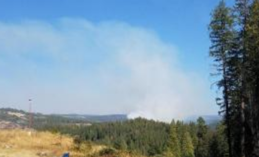 Red flag fire warning for Tahoe-Truckee