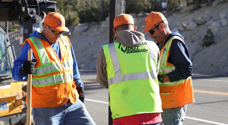 NDOT prepares for winter conditions in N. Nevada