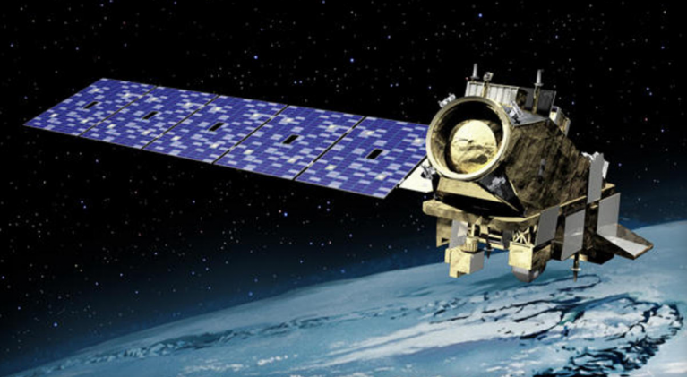 Powerful weather satellite will improve forecasting