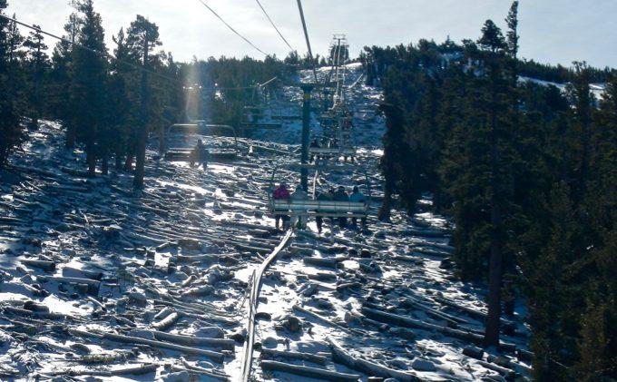 Heavenly plans to widen trails, reduce hazards