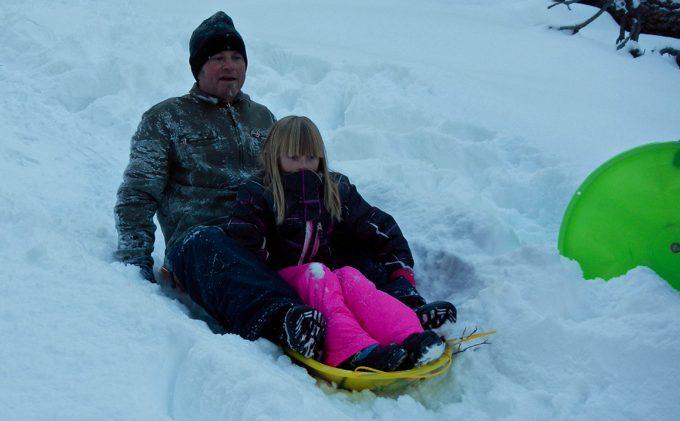 Fun in the snow focus of LTVA winter ad campaign