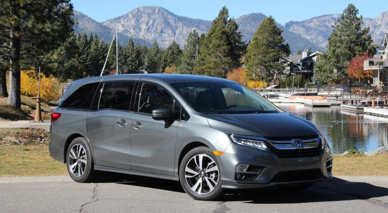 Road Beat: '18 Honda Odyssey moving right to the top
