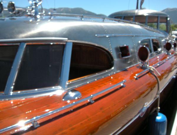 Classic wooden boats bring history to Lake Tahoe - Lake ...