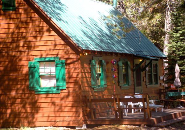 Usfs cabins offer a unique twist to tahoe living lake for National forest service cabins