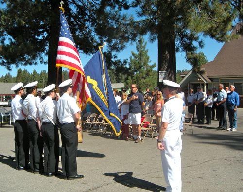 Tahoe remembers Sept. 11