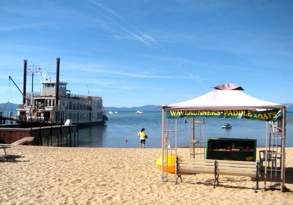 Man found floating in Lake Tahoe