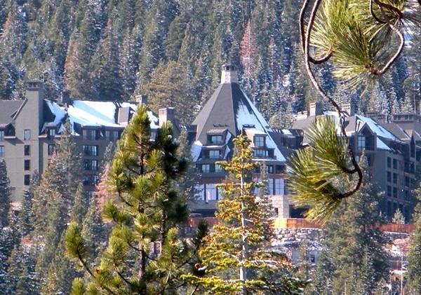 Tahoe economy dependent on skiers