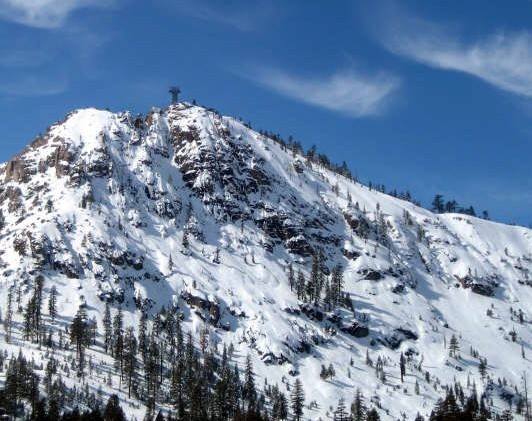 Squaw's tram face to open for competition