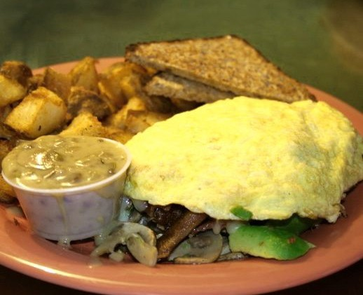 Food Network omelet 'throwdown' in Truckee