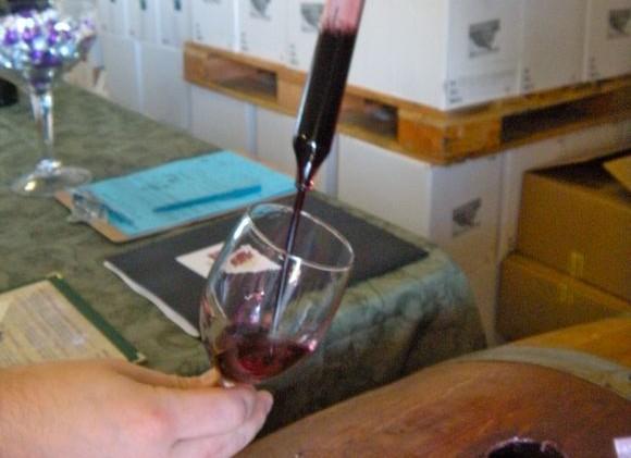 Barrel of fun at El Dorado County wineries