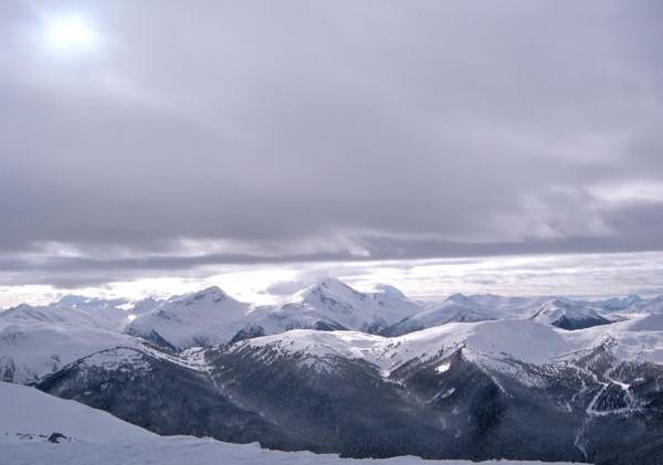 Whistler-Blackcomb defines big-mountain skiing