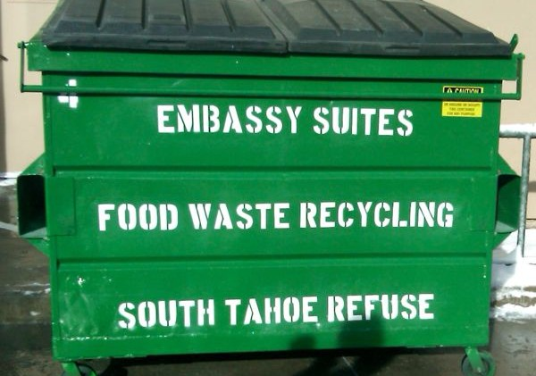 Opinion: Throwing away food is not the answer