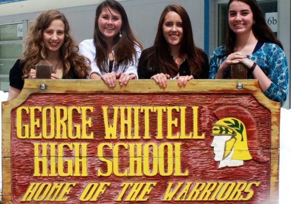 Soroptimist honor Whittell High's young women