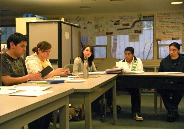 South Shore teens take charge of issues facing them