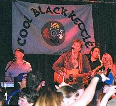 Cool Black Kettle, Midlife Crisis to play county fair