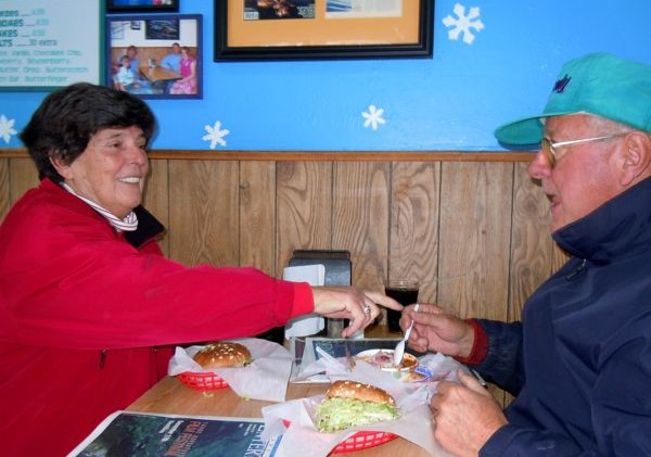 Sno-Flake celebrating 50 years of flipping burgers in Tahoe