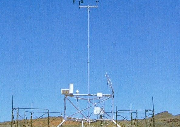 Fire weather station going up this summer