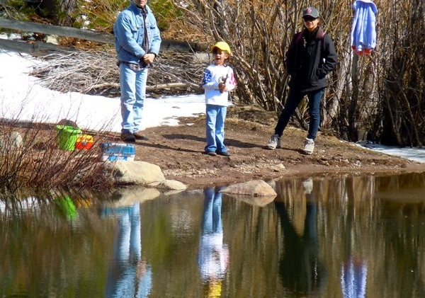 Fishing season in Lake Tahoe lures locals and tourists