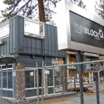The Block in South Lake Tahoe on June 3, 2011. Photo/LTN