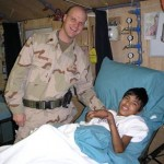 Lake Tahoe doctor Kyle Swanson spent time in Afghanistan with the U.S. Army. Photo/Provided