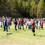 Hundreds of South Tahoe students may be part of a world record. Photo/Seth