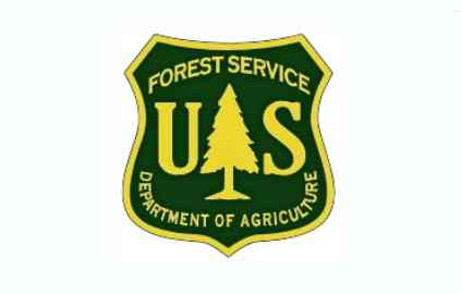 USFS rangers taking skiers on tours at Heavenly