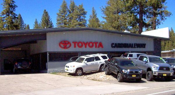 South Lake Tahoe Car Dealerships