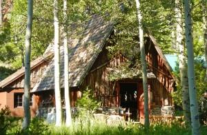 This seasonal church welcomes more than those who call Fallen Leaf Lake home.