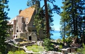 The Thunderbird Lodge in Incline Village is open for tours throughout the summer. Photos/Kathryn Reed