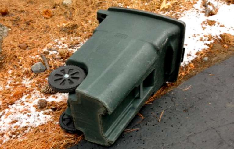 STR clamps down on types of garbage cans - Lake Tahoe ...