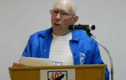 Former LTCC President Jim Duke