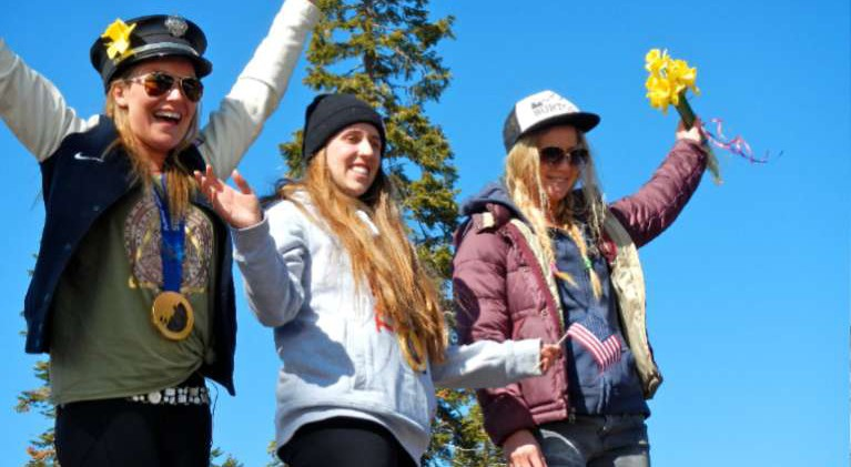 Sierra-at-Tahoe's golden girls