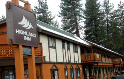 Highland Inn will soon no longer be a lodging establishment in South Lake Tahoe. Photo/LTN