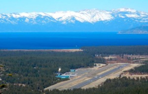 Lake Tahoe Airport could be spruced up in the future. Photo/LTN file