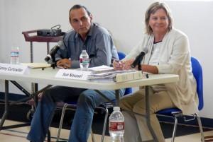 Kenny Curtzwiler and Sue Novasel are running for El Dorado County supervisor, district 5. Photo/LTN